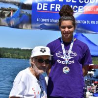 2019 » 2019-06-22 - Coupe de France d'eau libre à Cergy-Pontoise - 1,5 km - podiums
